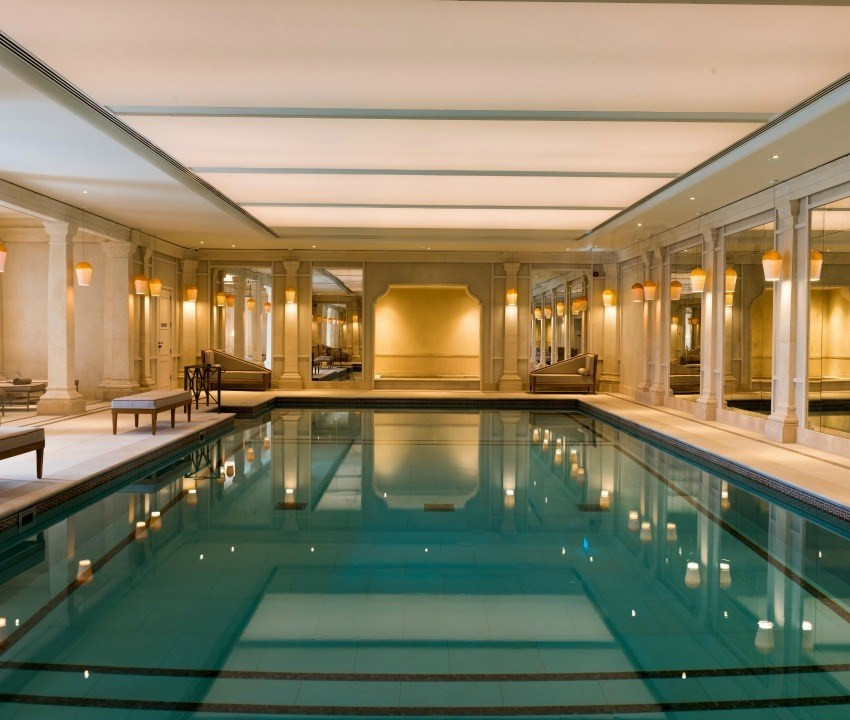 Indoor Pool, Cliveden House, Berkshire, UK -  © Cliveden House