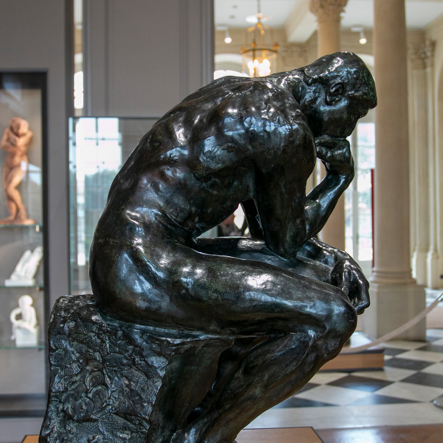 The Thinker, Auguste Rodin