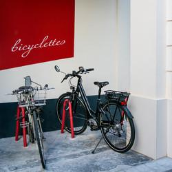 Bicyclettes, Paris