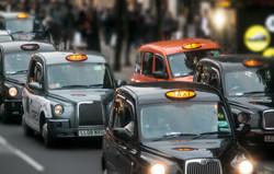 British Cabs, London