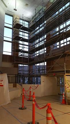 Alaska Regional Hospital - Lobby Remodel - Anchorage