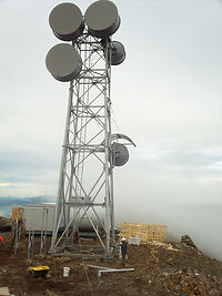 GCI TERRA - Remote Mountaintop Site - Personal Experience