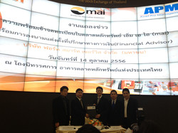 FSmart appointed APM to be FA