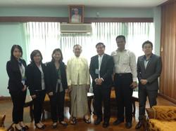 Minister of Yangon  Region Government Mar 14