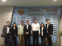 Shwe Tang Development Mar 14