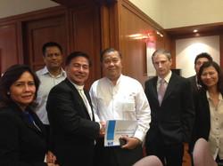 Linn Myaing Chief Operation Officer of FMI Mar 14