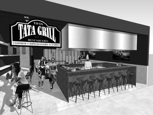 Taqueria Tata Grill / 2019