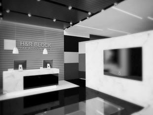 Oficinas H & R / Block 2017