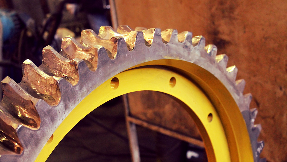 Ремонт червячного колеса