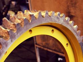 Восстановление червячного колеса