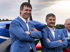 Мы на чемпионате Европы по самолетному спорту в категории Advanced