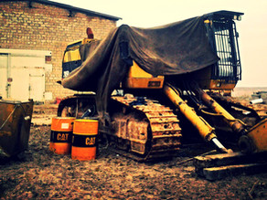 Восстановление посадочных мест на экскаваторе САТ 385