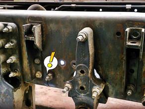 Ремонт рамы грузового автомобиля VOLVO FM