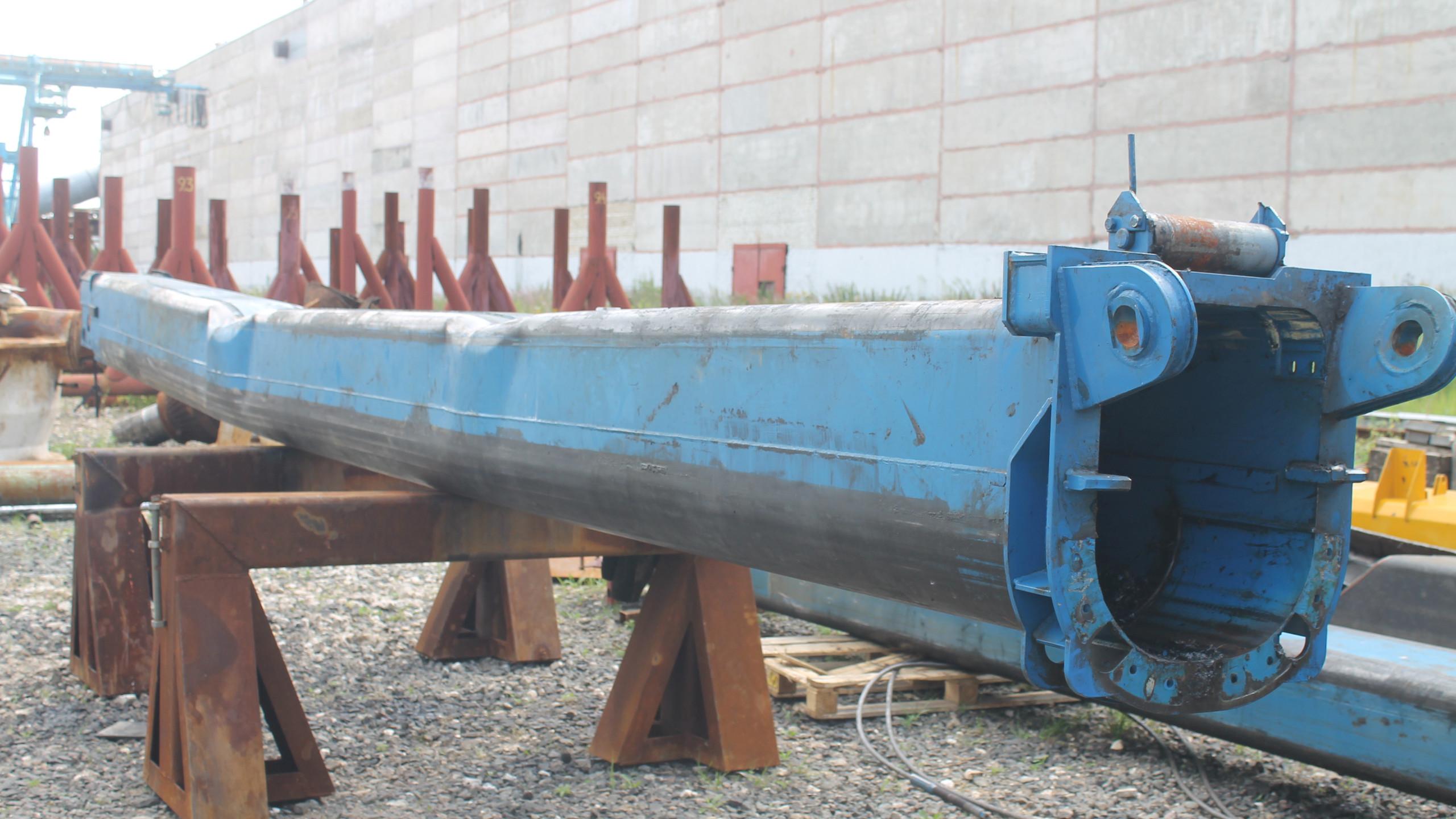 Стрела до ремонта