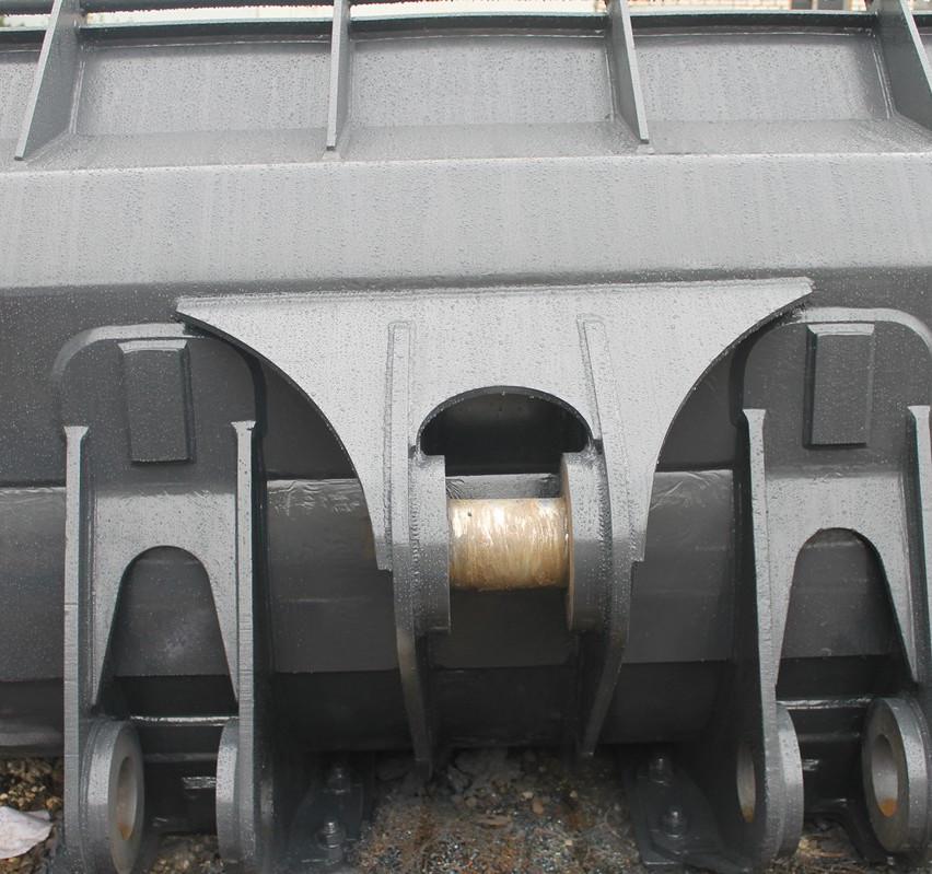 Ковш после ремонта