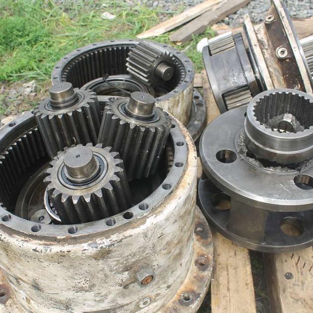 Гидромуфта до ремонта