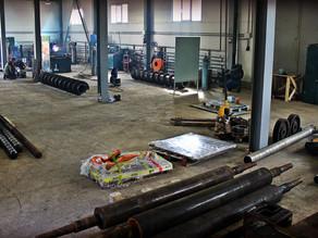 Открытие новых производственных площадей в г. Щелково Московской области