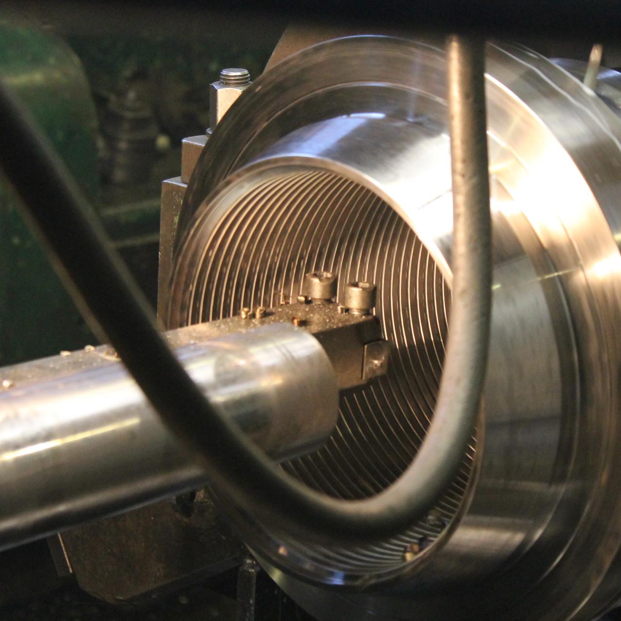 Изготовление гайки термопластавтомат
