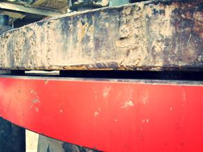 Ремонт конусной дробилки SANDVIK CH880 - восстановление конусных посадочных мест верхней и нижней ча