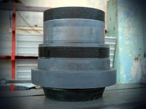 Изготовление гайки для термопластавтомата Haitian