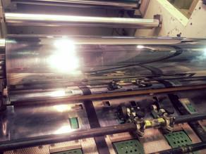 Ремонт вала ламинатора для типографии
