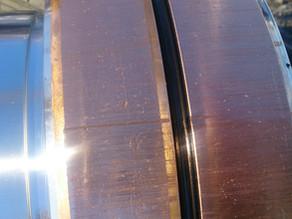 Шлифовка гильз гидроцилиндров реза пресс-ножниц Taurus