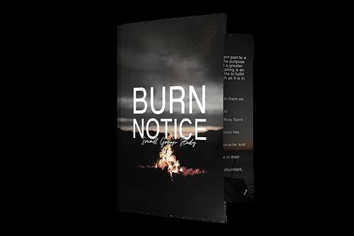 Burn Notice x10