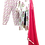 Thumbnail: Floral Print Chanderi Top With Beautiful Floral Print Crepe Pant
