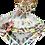 Thumbnail: Organza Printed Saree