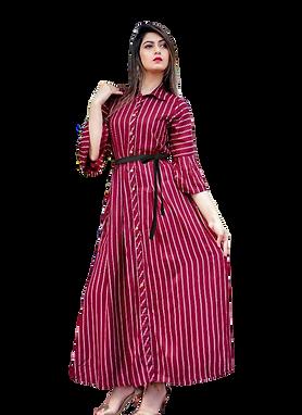 Western Style Long Kurti