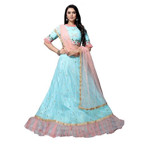 Rama Victoria Designer Lehenga