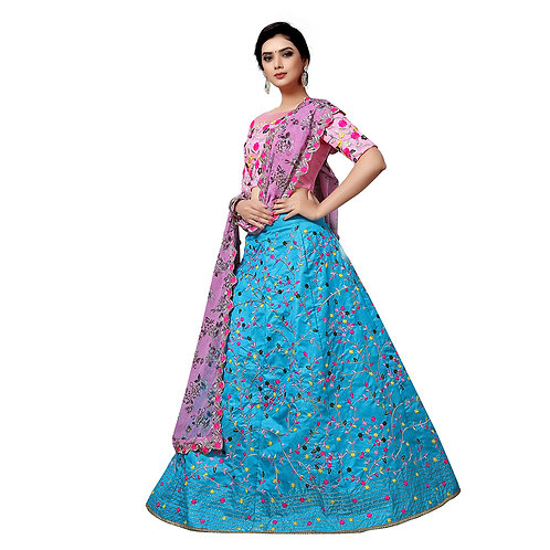 Embellished Designer Lehenga Choli