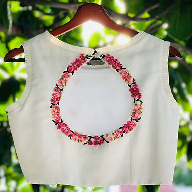 Only Blouse Fully Stitched