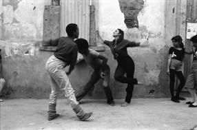 Awilda Sterling con Jorge Arce y Petra B