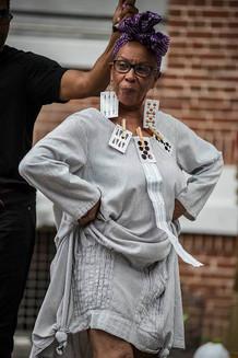 Awilda Sterling en Puerto Rican Obituary / Obituario puertorriqueño, MAC, 2019.