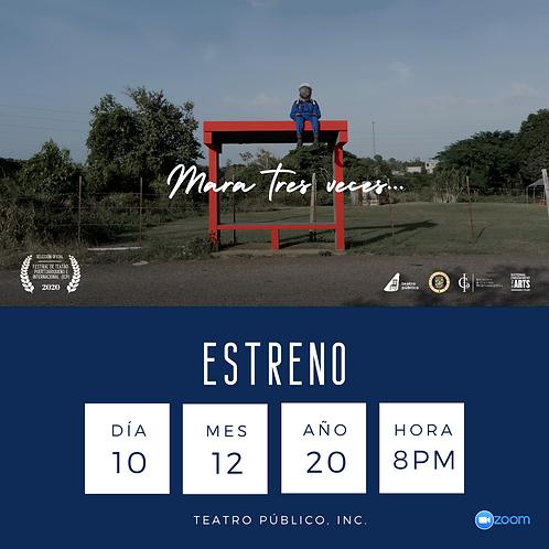 Estreno (10-12-2020)