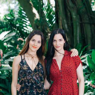 Natalia y Cristina Badía