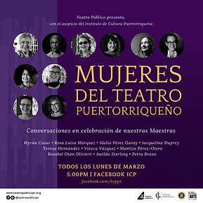 Instagram - Mujeres del Teatro Puertorri