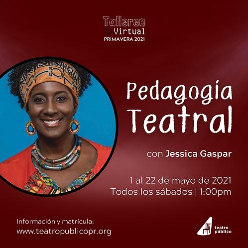 Pedagogía teatral | (8 horas)