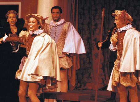 Actuar a Shakespeare desde Puerto Rico
