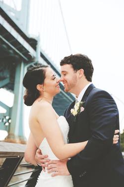 Megan & James Clarkin
