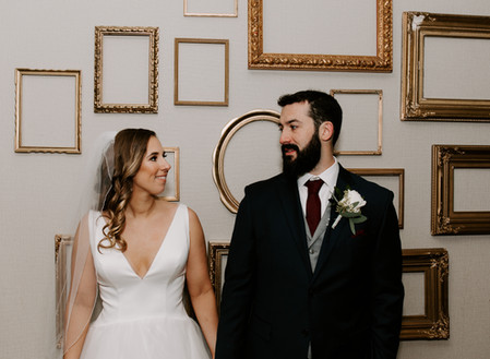 Lovers Wed at The Lucy