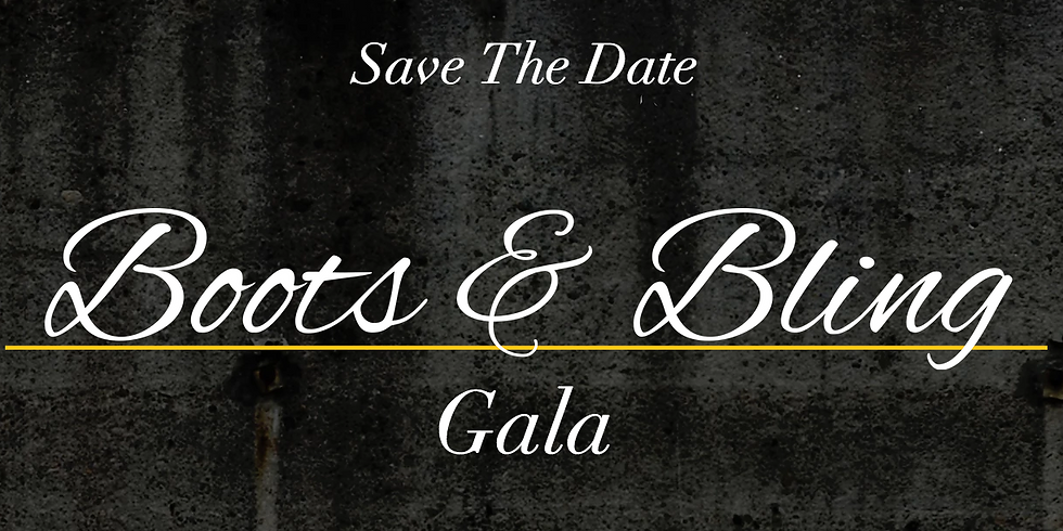 Boots & Bling Gala