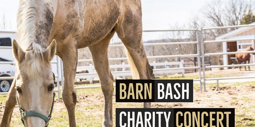 Barn Bash Charity Concert