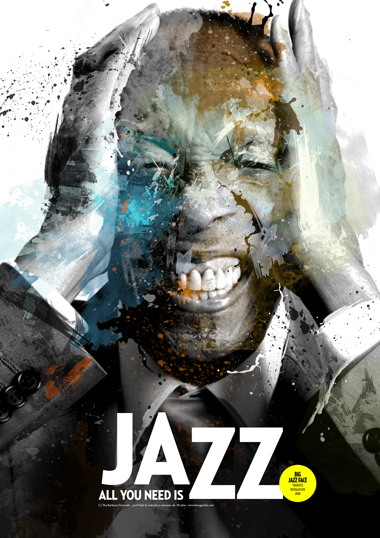 Big Jazz face. Proyecto