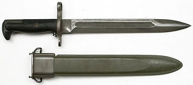 WWII Bayonet