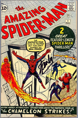 Amazing Spiderman # 1 Comic Book