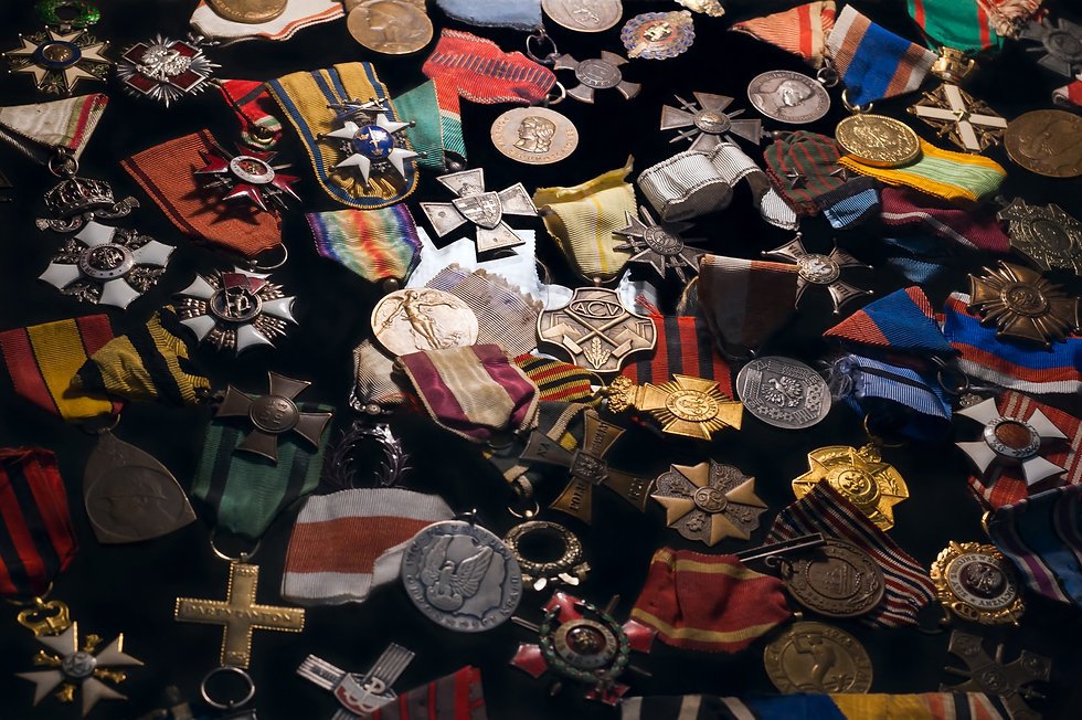 US and Foreign Military Medal Lot.jpg