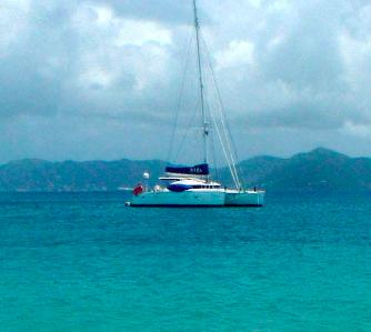 Catamaran Ma Ha