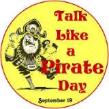 Talk like  Pirate